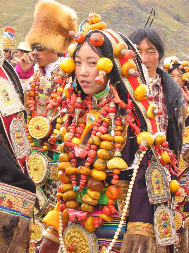 tibetan fashion dzi bead